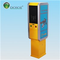 Automatic Car Parking Management System with Parking Barriers