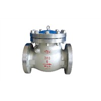 Cast Steel & Stainless Steel Check Valve