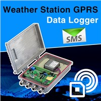 Environmental Sensor GPRS Weather Data Logger