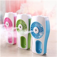 Handheld Water Spray Mini Fan