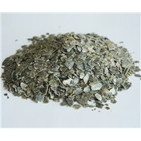 Xinjiang Vermiculite Concentrate Ore Silver White