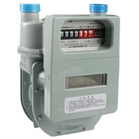 CG-L- Series IC Card Household Diaphragm Gas Meter