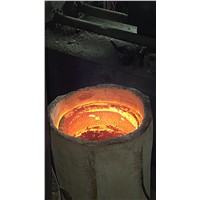 20KG Copper Induction Melting Furnace/ Induction Heating Machine