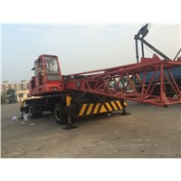 CCH280WE 28 Ton Cheap Price Used Wheel Harbour Crane IHI for Sale