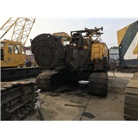 High Qaulity Japan Originally 55 Ton Kobelco Used Pile Driver Top Sale