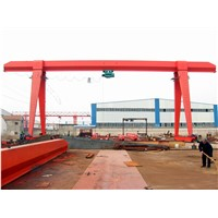 China Widely Used Electric Single Mobile Gantry Crane for Sale