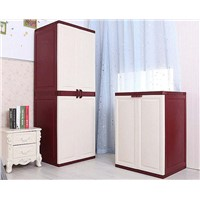 Multifunction Combination Plastic Wardrobe