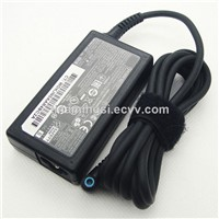 New Laptop AC Adapter 19.5V 2.31A 45W Blue Tip for HP Split 13 HSTNN-DA35 719309-003