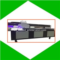 UV Flatbed Printer Adopt Computer Control System, Easier Operation, Faster Production
