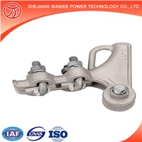 Aerial Clamp Nll Series Aluminium Alloy Strain Clamp / Price for Tension Clamp