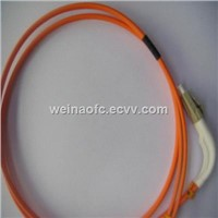 90 Degrees Angled Bending Boot Patch Cord Cable LC-LC