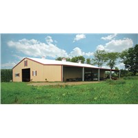 Good Designed Light Steel Building Construction Prefabricated Industrial Price Steel Frame House