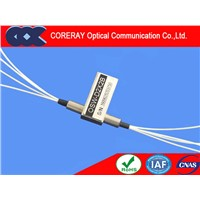 Guangxi Coreray Factory OSW - D2x2B Fiber Non Latching Mechanical Optical Switch with FC SC LC Connector