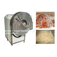 Potato Slicer & Strip Machine
