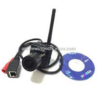 720P ONVIF 2.8-12mm Manual Varifocal Zoom Lens HD Mini WiFi IP Wireless Camera P2P Plug & Play