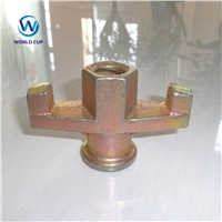 China 20-6mm 0.37kg Formwork Wing Nuts For Sale