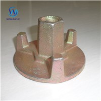 Formwork Wing/ Tie Nuts For Construction Formwork Tie Rod System