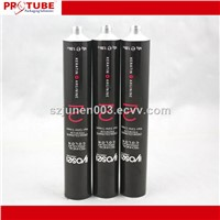 Hair Dye Aluminum Collapsible Tube