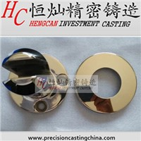 Hengcan Round Base Frameless Glass Spigots for Balustrades
