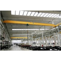 Widely Used Single Girder Overhead Crane with Electric Hoist