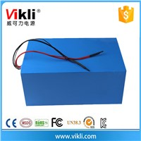 72v 60ah Lifepo4 Battery Li-Ion Batteries for Backup Power System