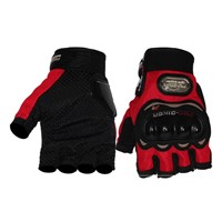Custom-Made OEM/ODM Hand Protected Half Finger Bicycle Motorcycle Motorbike Safety Racing Sport Gloves Manufacturer