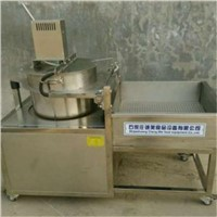 Commercial Store Type Popcorn Cooking Wok: CMCZ500
