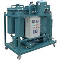 TOP Vacuum Turbine Oil Purifier Machine