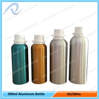Colorful Aluminum Essential Oil Bottles 100ml 250ml 500ml 1000ml Made In China