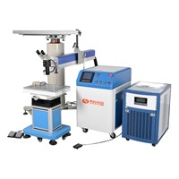 Split-Type Laser Mold Welder Made in China for Soldering Various with Good Effect for Sale Price