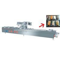 Automatic Thermoforming Stretch Film Vacuum Packing Machine