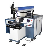 Shenzhen 4-Axis Automatic Laser Welder for Soldering Irregular Stainless Steel Devices