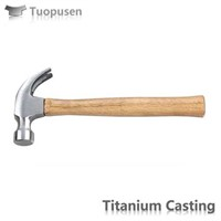 Titanium Casting Parts Hammer Head