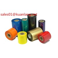 Color Wax Ribbon Thermal Transfer Ribbon Printer Ribbon