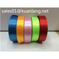 Satin Ribbon Cloth Ribbon Customized Size & Color
