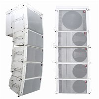 Single 12 Inch Woofer Line Array & Single 18 Inch Sub Woofer Pro Outdoor Indoor Church Stage Event Show Line Array