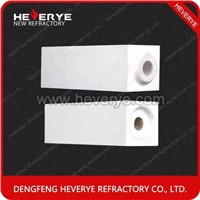 High Purity Corundum Refractory Brick for Glass Melting Furnace