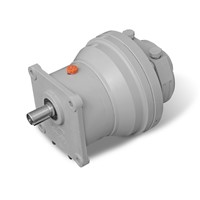 M220-M Series Helical Gear (Aluminum Alloy) Motor