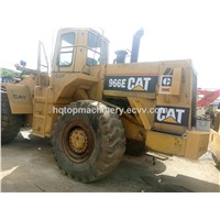 Used Japan Wheel Loader. Cheap Price 966E Wheel Loader, Original Japanese Loader
