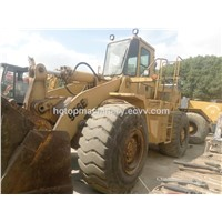 Japan Original Loader, CAT Used Wheel Loader 966E