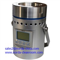 Stainless Steel Sampling Head Airbone Sampler