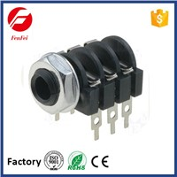 6.35mm Stereo Jack for Audio Video Device