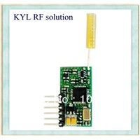 KYL-500S Coil Antenna 433mhz RF Transceiver Module Short Range Data Transmitter for Wireless Embeded Solution