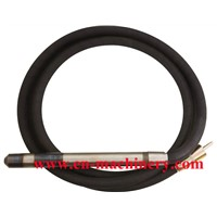 OEM Service Precision CNC Machining Concrete Vibrator Flexible Shaft Needle Rod Poker Hose