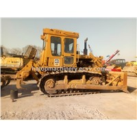 Used Caterpillar D6D Crawler Bulldozer, Japanese CAT Dozer