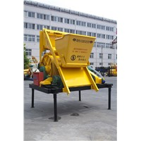 Famous Supplier of Concrete Mixer Machine with Large Capacity