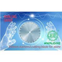 Diamond Saw Blade for Stone Block & Slab Cutting