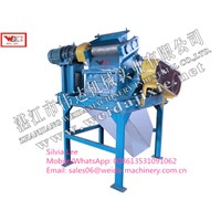 Professional Rubber Granulating Machine