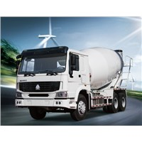 China Supply 6-12 CBM Cement Truck for Good Sale