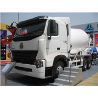 China Supply Sinotruk Concrete Mixer Truck /Cement Truck